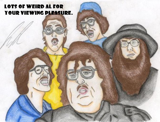 Weird Al Songs